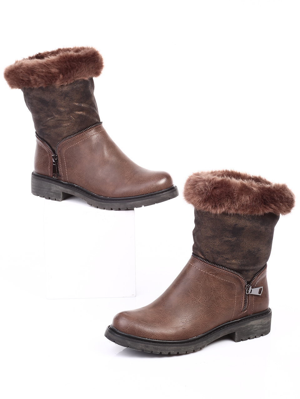 Brown Booties. Brown Boots. Dark Brown Boots. Maroon Brown Boots. Marsala Boots. Winter Boots.