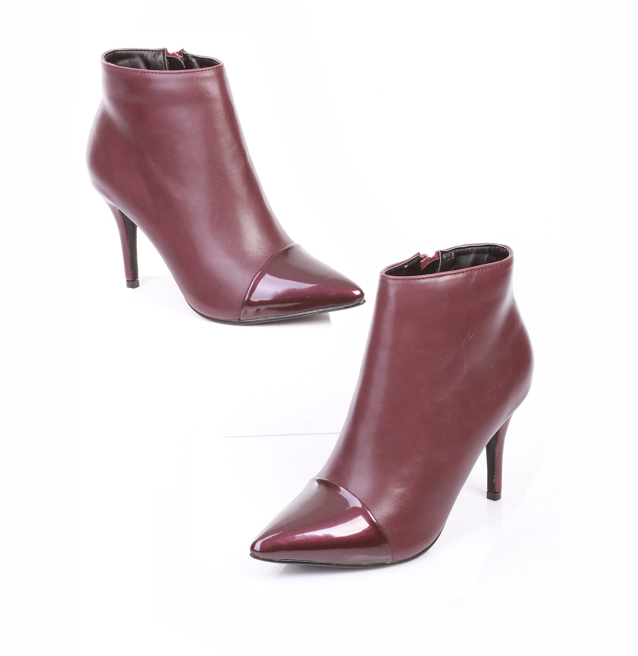 Burgundy Red High Heel Boots. Marsala Boots. Marsala Leather Boots. Heel Boots. Marsala Red Boots. Red Leather Boots. Winter Boots.